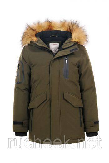 Зимняя куртка  для мальчика, р-р 170, TM Glo-story ВSX-4914 170