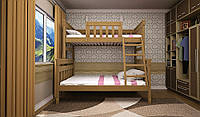 Кровать 3х спальная Комби 2