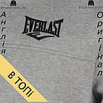 Кофта худи толстовка Everlast мужская с капюшоном из Англии, фото 5