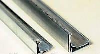Шинорейка - Профиль фланцевый 20 (0,55 мм)