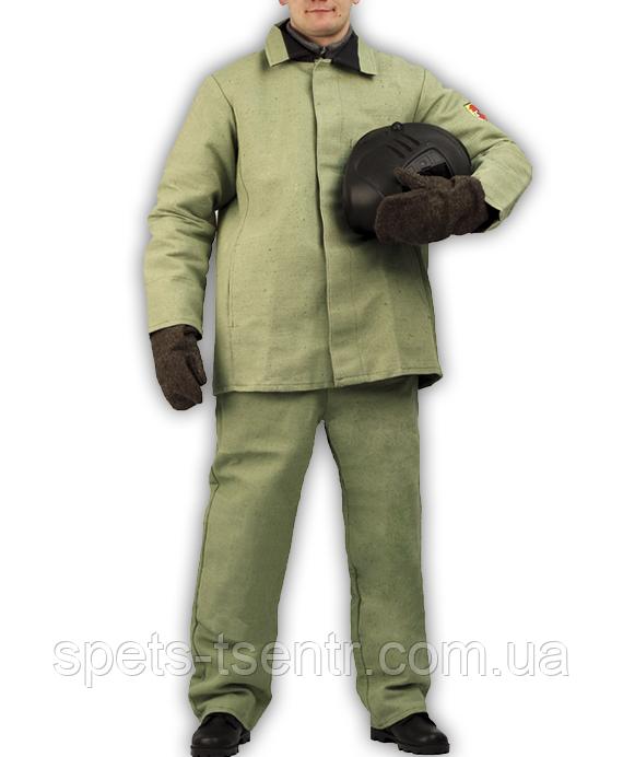 Брезентовый костюм сварщика отзывы