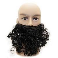 Борода накладная (черная).