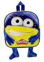 Набор для творчества Play-Doh РЮКЗАК СКАЙ штемпели, восковые карандаши, масса для лепки, аксес. (CPDO090)