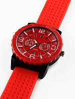 022232 Часы Силиконовый ремешок