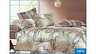 Семейный комплект белья САТИН двуспальный набор