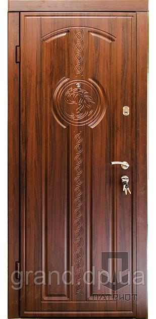"""Входные двери Патриот LS модель """"Лира"""""""