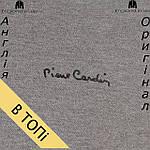 Поло Pierre Cardin мужское серое, фото 3