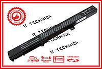 Батарея ASUS F551CA F551M F551MA 14.8V 2600mAh