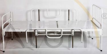 Кровать функциональная двухсекционная с мехприводом КФ-2 Мп-Э (Атон, Украина)