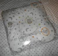 """Ортопедическая подушка для новорожденных """"Бабочка"""" от 1 мес, фото 1"""