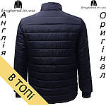 Размер S --- Куртка Lee Cooper осенне-зимняя мужская черная, фото 2