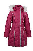 Зимнее пальто 12-10 на 100% холлофайбере размеры 140-158, фото 1