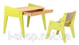 Комплект парта и стул  Omino