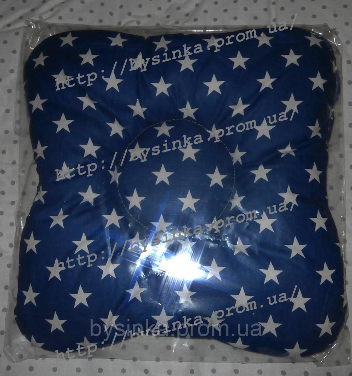 Подушка бабочка для новорожденных детей от 1 месяца профилактика кривошеи