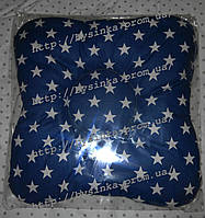 Подушка бабочка для новорожденных детей от 1 месяца профилактика кривошеи, фото 1