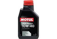 Моторное масло MOTUL 2100 Power+ 10W-40 1л