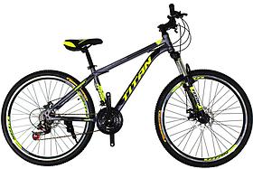 Велосипед Titan Protey 26″ V2 2018 года