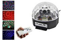Светодиодный шар LED Magic Ball Light MP-3