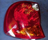 Фонарь задний правый хетчбэк 03-HyundaiAccent2000-20069240225700