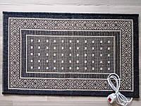 Жаккардовый коврик с подогревом 50*80