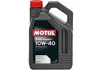 Моторное масло MOTUL 2100 Power+ 10W-40 4л