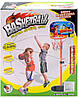 Детское баскетбольное кольцо на стойке 689-1