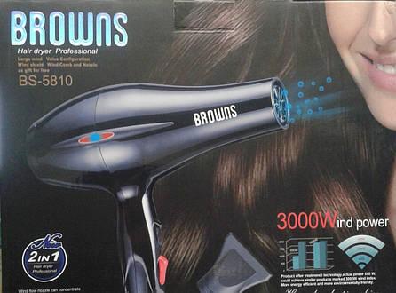 Фен для волос BROWNS BS-5811, фото 2
