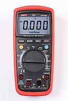 Мультиметр цифровой UNI-T UT139C True RMS, автомат, подсветка, температура, герцы