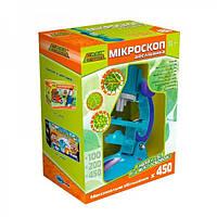 Микроскоп с цветными фильтрами детский