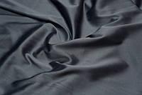 Ткань Атлас Королевский Темно серый