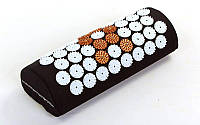 Валик массажный (Acupressure mat) Ипликатор Кузнецова  (р-р 37x15x10см (15,7in x 5,9in))