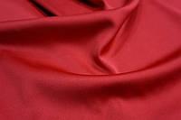 Ткань Атлас Королевский Красный