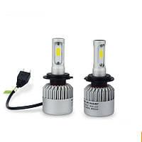 Лампы светодиодные автомобильные Partol H7 PX26d 12В 72Вт 8000лм