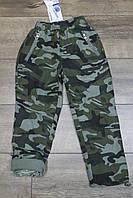 Утепленные спортивные штаны. ( Плащевка на флисе ). 8- 16 лет