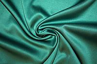 Ткань Атлас Королевский (Русский атлас) Зеленая бирюза