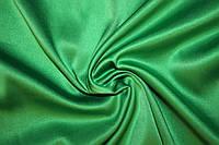 Ткань Атлас Королевский (Русский атлас) Трава