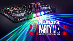 DJ контролер NUMARK Party Mix