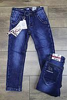 Утепленные джинсы на флисе. 4- 8 лет
