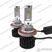 LED лампы ALed R H13 С07 6000K 4000 Lm