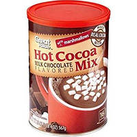 Great value hot cocoa mix американское какао
