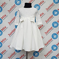 Нарядное детское платье для девочек оптом Alessia. ПОЛЬША