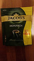 Кофе растворимый сублимированный Jacobs Monarch 300+100 грамм.