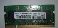 Память для ноутбука DDR2 512 Mb Samsung бу