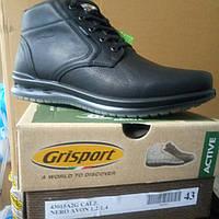 Зимние ботинки Grisport 43015 чёрные