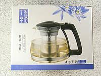 Заварочный чайник, стеклянный  (1000 мл)
