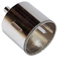 Сверло алмазное трубчатое по плитке