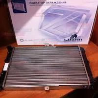 Радиатор охлаждения алюминиевый паяный Sport ЛУЗАР LRc 01083b для Daewoo Sens