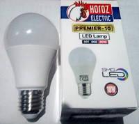 Лампа LED A60 Premier E27 10W, 6400