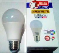Лампа LED A60 Premier E27 12W, 4200
