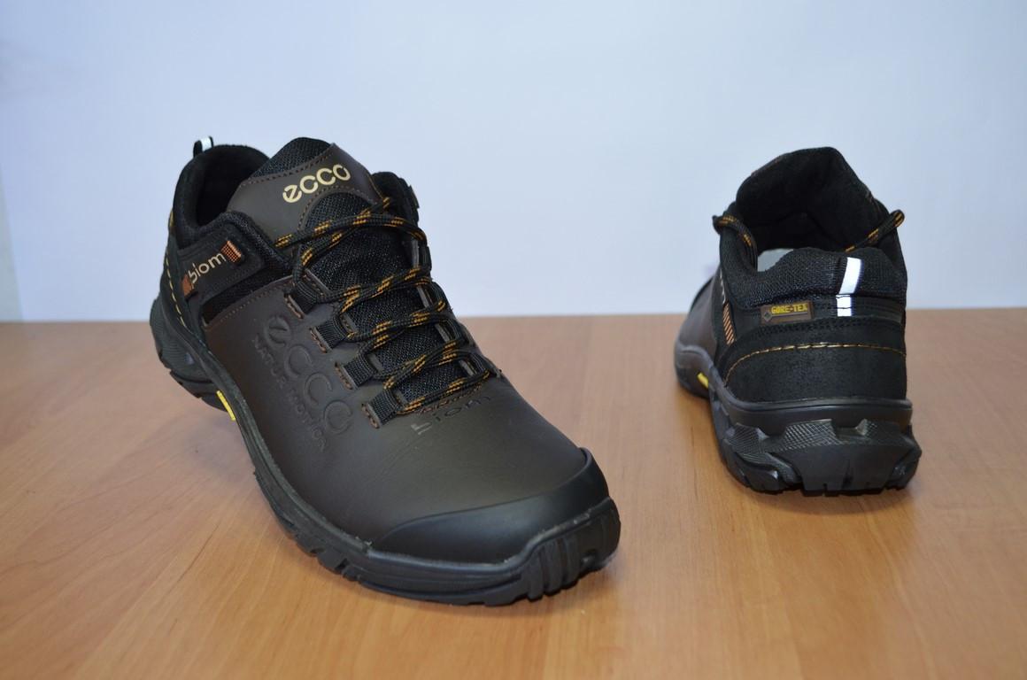 Кожаные кроссовки Ecco.Мужские кроссовки.Натуральная кожа  продажа ... cd158589e61